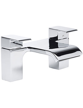 Hydra Deck Mounted Bath Filler Tap Chrome - T153202