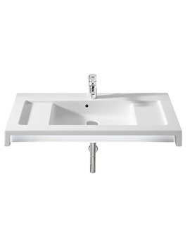 Roca Stratum Wall Hung Basin 900mm Wide - 327632000