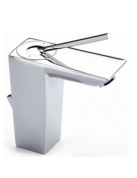 Roca Touch Basin Mixer Tap With Pop-Up Waste - 5A3047C00
