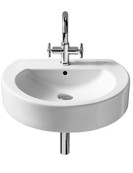 Happening Wall Hung Basin 580 x 490mm - 327563000