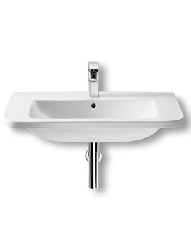 Related Roca Cala White Vanity Basin 750mm Wide - 327424000