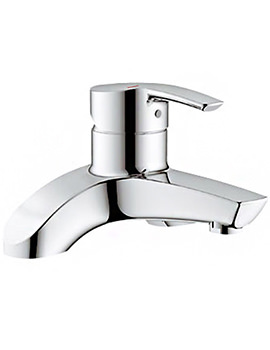 Related Grohe Eurostyle Deck Mounted Bath Filler Tap - 25100000
