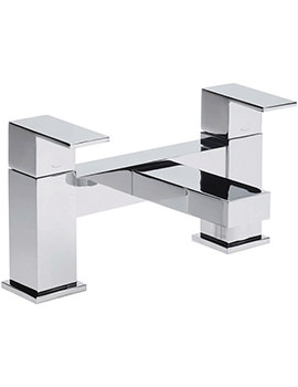 Index Deck Mounted Bath Filler Tap - TND32