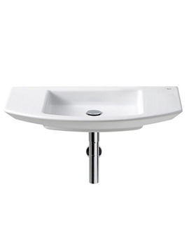 Related Roca Mohave Wall Mounted Basin 750mm Wide - 327889000