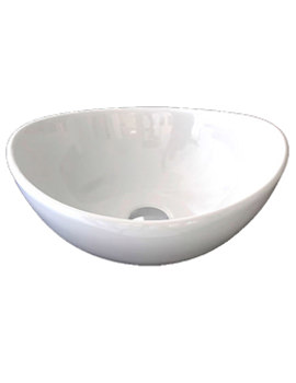 RAK Shell Sit On Basin - SHELBAS