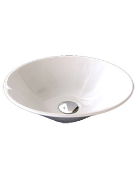 Related RAK Cone Sit On Basin Only 380mm - CONBAS