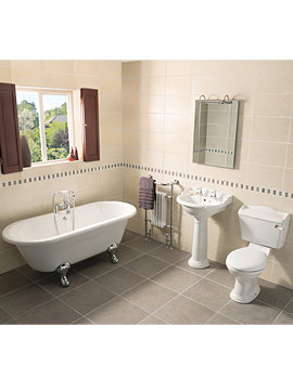 Regent Traditional Bathroom Suite