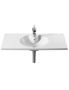 Related Roca Veranda-N Vanity Basin 1000 x 520mm - 327443000