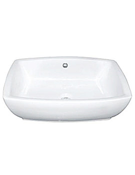 Patricia Counter Top Wash Basin 540mm - BBD Patricia