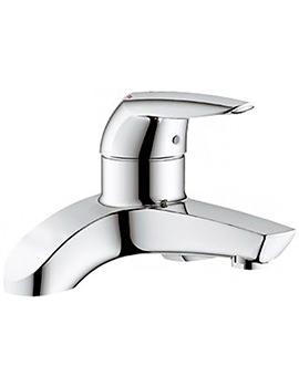 Eurodisc Deck Mounted Bath Filler Tap - 25101000