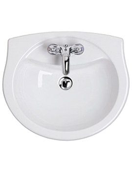 Alto Countertop Washbasin 560mm - R410801