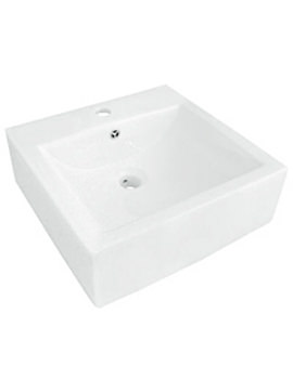 Clara Square Countertop Basin 475mm - BBD Clara 2