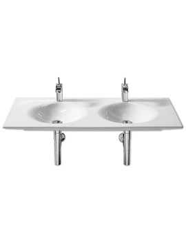 Kalahari Double Vanity Basin 1200mm x 510mm - 327896000