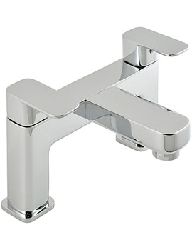 Phase Deck Mounted 2 Hole Bath Filler Tap - PHA-137