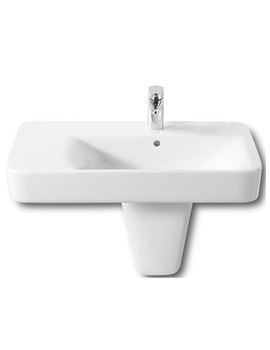 Senso Square Asymmetrical Right Hand Basin 750mm Wide - 32751R000