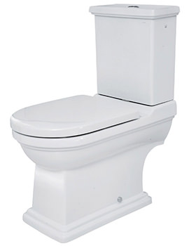 RAK Empire Close Coupled WC With Standard Seat 690mm