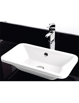 RAK Chameleon Counter Top Or Inset Basin 560mm - CHAMBAS