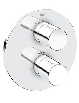 Grohtherm 3000 Cosmopolitan Thermostatic Shower Mixer Valve Chrome