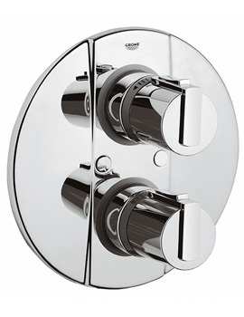 Grohtherm 2000 Thermostatic Shower Mixer Valve - 19354000