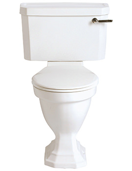 Granley Deco Comfort Height WC And Landscape Cistern 680mm