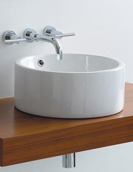 Counter top circular shape basin - VB003