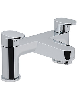 Life 2 Hole Bath Filler Tap Deck Mounted - LIF-137