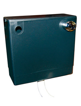 Dual Flush Concealed Cistern With Push Button - CC1