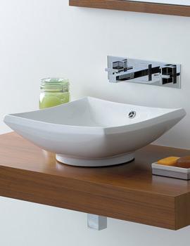 Phoenix Counter Top Square Shape Wash Basin - VB011