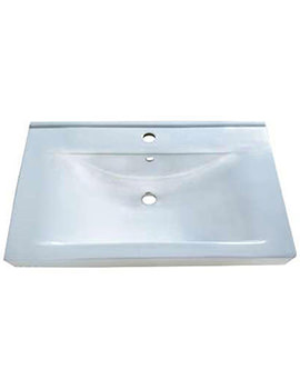 Lyon Square Countertop Wash Basin 800mm - BBD Lyon 80