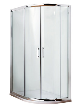 Related Lauren Pacific Offset Quadrant Shower Enclosure 1200 x 800mm