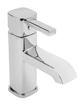 Related Beo Monobloc Basin Mixer Tap With No Pop-Up Waste