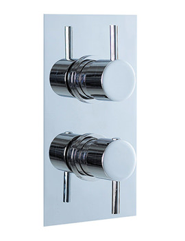 Related Phoenix Concealed Thermostatic Shower Valve Round Head - SV023RO