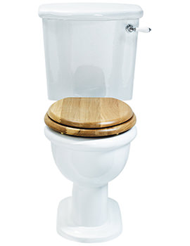 Victoria Close Coupled WC And Cistern 710mm
