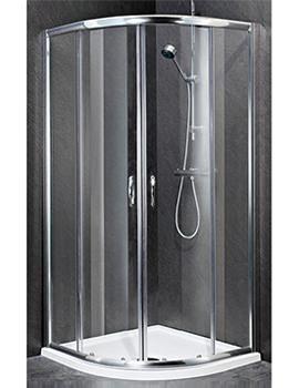 Lauren Ella Quadrant Shower Enclosure 800 x 800mm - ERQ8