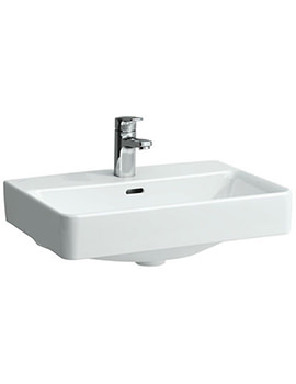 Pro A 580 x 380mm Compact Basin Without Tap Hole