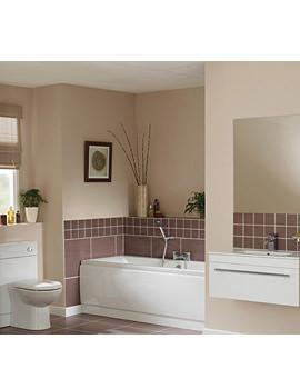 Essential Pearl Bathroom Suite