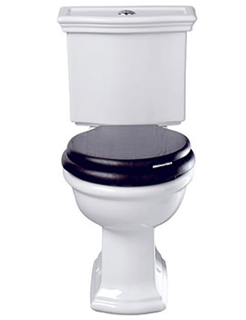 Firenze Close Coupled WC Pan And Cistern - FI1WC01030