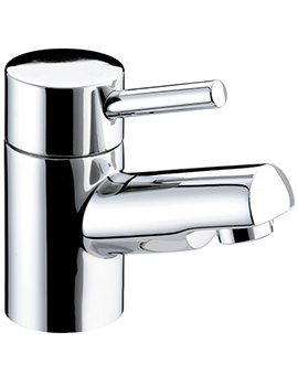 Prism Chrome Plated 1 Hole Bath Filler Tap - PM 1HBF C