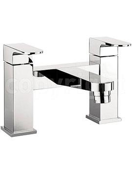 Modest Deck Mounted Dual Control Bath Filler Tap