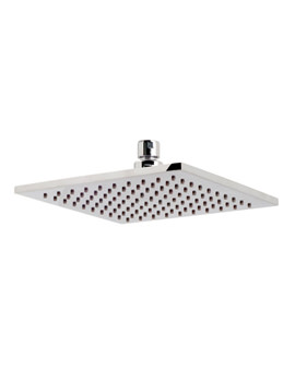 Atmosphere Square Aerated Shower Head - ATM-HEAD-SQ
