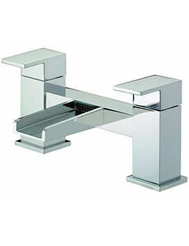 Hampton Bath Filler Tap Chrome  - HA BF C