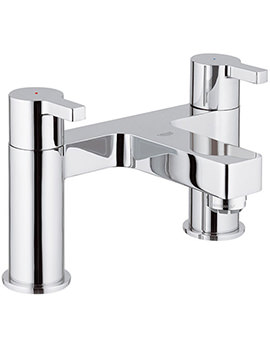Lineare Deck Mounted Bath Filler Tap - 25104000
