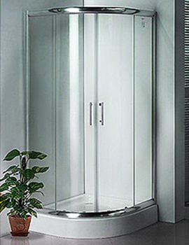 Beetel Quadrant Shower Enclosure 900 x 900mm