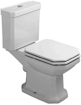 1930 Series Close Coupled Toilet With Cistern 655mm