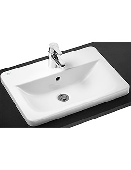 Related Ideal Standard Concept Cube 580mm 1 Taphole Countertop Basin