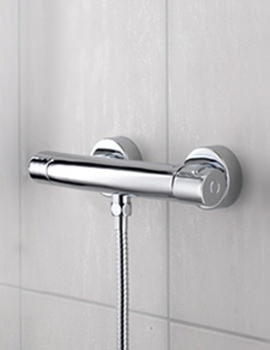 Related Bristan Oval Thermostatic Shower Valve With Fast Fix Connections