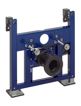 Wc frame system for wall hung toilets framing kits for Geberit technical support