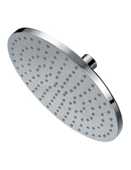 Design Brass Round Air Mixed Rainshower Head 300mm