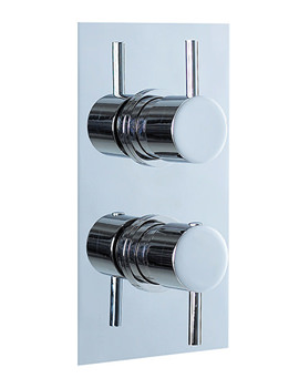 Related Phoenix Concealed Thermostatic Shower Valve With Diverter - SV024RO