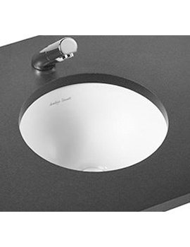 Related Armitage Shanks Contour 380mm Round Under Countertop Basin